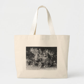 War Games, early 1900s Tote Bags