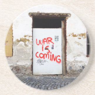 War Is Coming Coaster