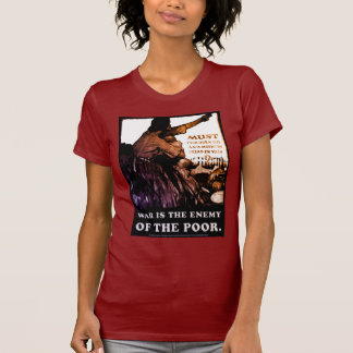 War is the Enemy T Shirts