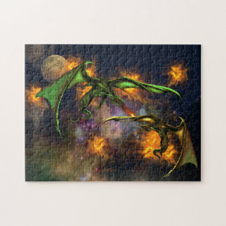 War of the Dragons Jigsaw Puzzle