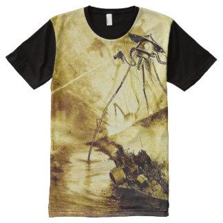 War of the Worlds Tripod - Martian Invasion Shirt