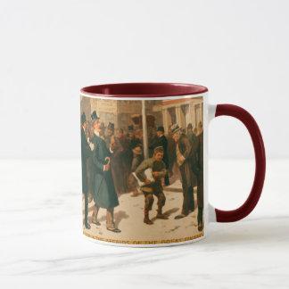 War of Wealth - Theater Mug #2