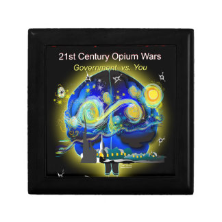 War on Brains Poster Gift Box