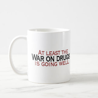 War On Drugs Coffee Mug