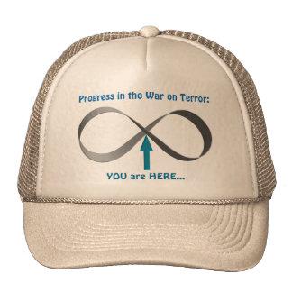 War on Terror: An Unending Mobius Madness Hat