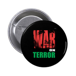 War On Terror Pin