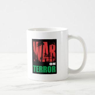 War On Terror Basic White Mug