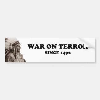 War On Terror Bumper Stickers