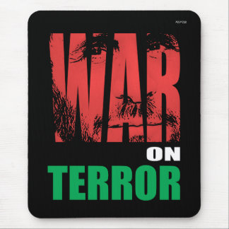 War On Terror Mouse Pad