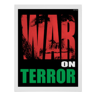 War On Terror Posters