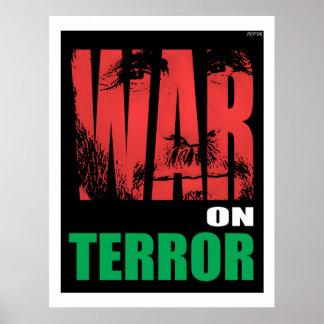 War On Terror Posters