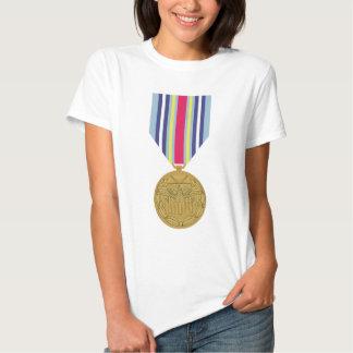 War on Terrorism Expeditionary Medal T-shirt