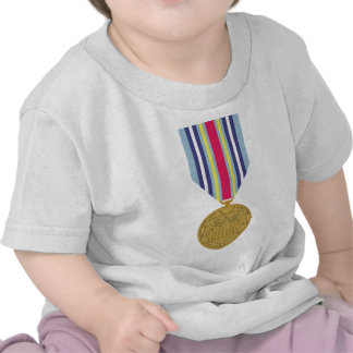 War on Terrorism Expeditionary Medal Tee Shirts