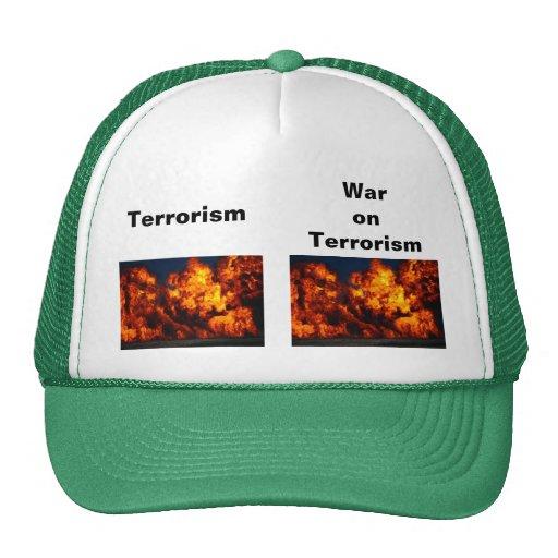 War on Terrorism Hat