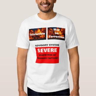 War on Terrorism T Shirts