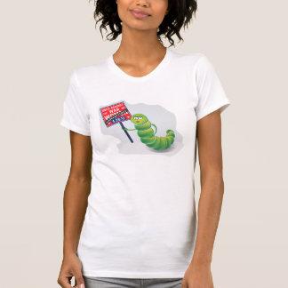 War on Women - Tshirt - Caterpillars