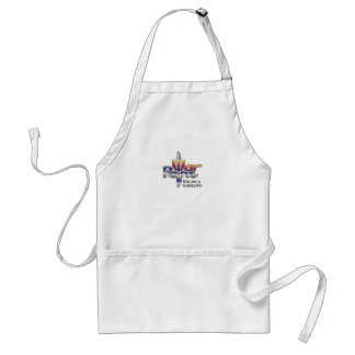 War Paint Miniatures Logo Apron