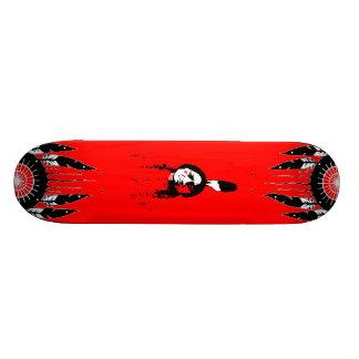 War Paint Skateboard