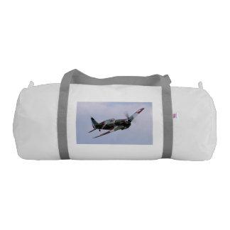 War Plane Gym Duffel Bag