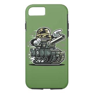 War Tank Tough Phone Case