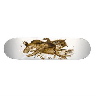 War Wolf Warewolf Skate Board Deck