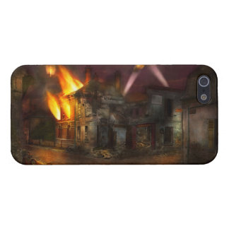 War - WWI - Not fit for man or beast 1910 iPhone 5/5S Cover