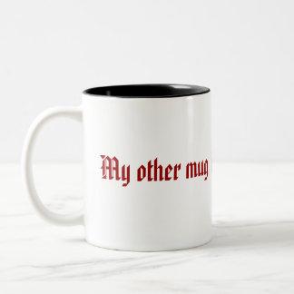 Warcraft Themed Brewfest Coffee Mug