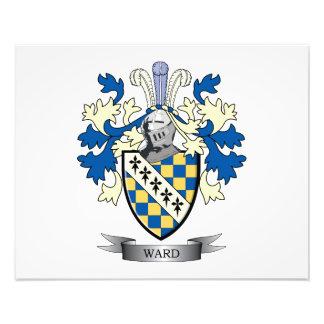 Ward Coat of Arms Photo