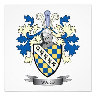 Ward Coat of Arms Photo Print