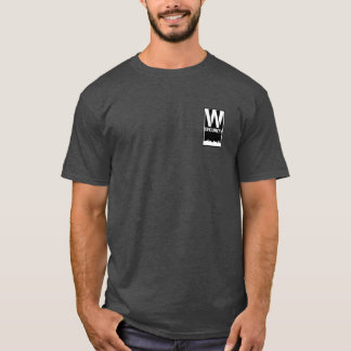 Ward Security T With Larger Ward Logo T-Shirt