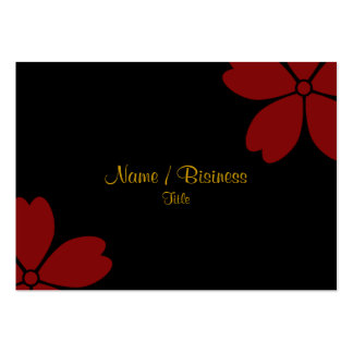 Ware Sakura Large Business Cards (Pack Of 100)