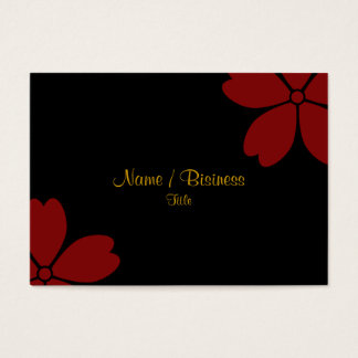 Ware Sakura Business Card