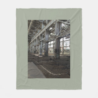 Warehouse Fleece Blanket