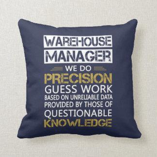 WAREHOUSE MANAGER CUSHION