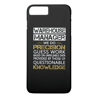 WAREHOUSE MANAGER iPhone 7 PLUS CASE