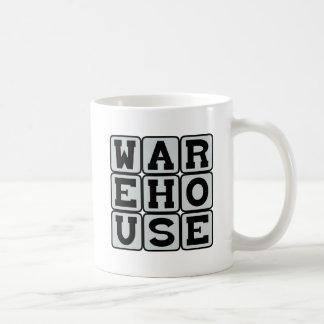 Warehouse, Site of Manual Labor Mugs