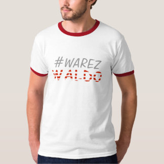 #Warez Waldo T-Shirt