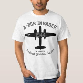 """Warkites """"A-26B Invader"""" T-Shirt"""