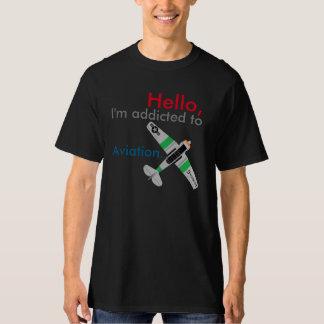 Warkites Aviator's Anonymous T-shirt