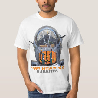 Warkites B-17 Happy Hallowings T-Shirt