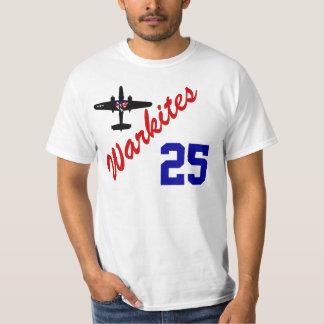 Warkites B-25- T Shirts