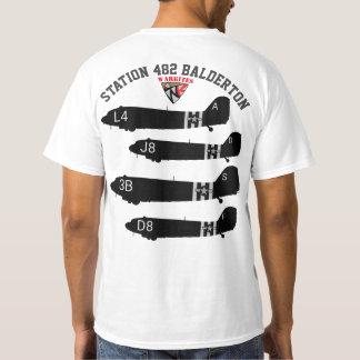 Warkites C-47 Troop Carrier Group T-Shirt