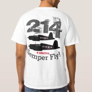 """Warkites Corsair """"Semper Fly"""" T-Shirt"""