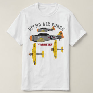 "Warkites ""Gitmo Air Force"" SNJ T-Shirt"