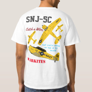 Warkites SNJ-5C Texan T-Shirt