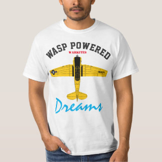 "Warkites SNJ ""Wasp Powered Dreams"" T-Shirt"