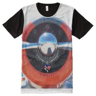 Warkites T-6 Texan All-Over Print T-Shirt
