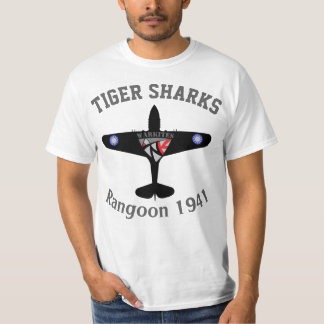 "Warkites ""Tiger Sharks"" Rangoon T-Shirt"