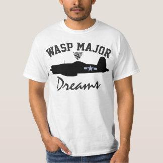 """Warkites """"Wasp Major Dreams"""" T-Shirt"""