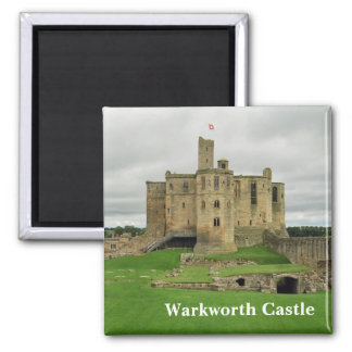 Warkworth Castle Magnet